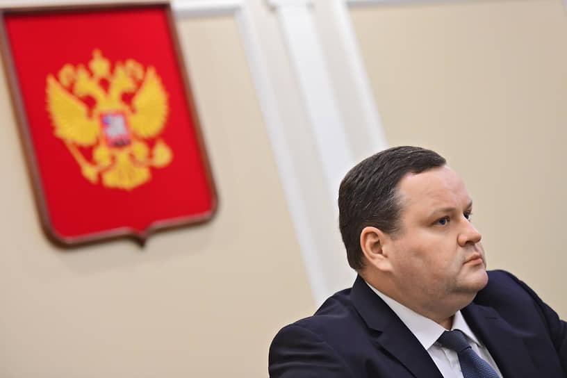 21 января. Занимавший пост замминистра финансов России Антон Котяков стал министром труда и социальной защиты