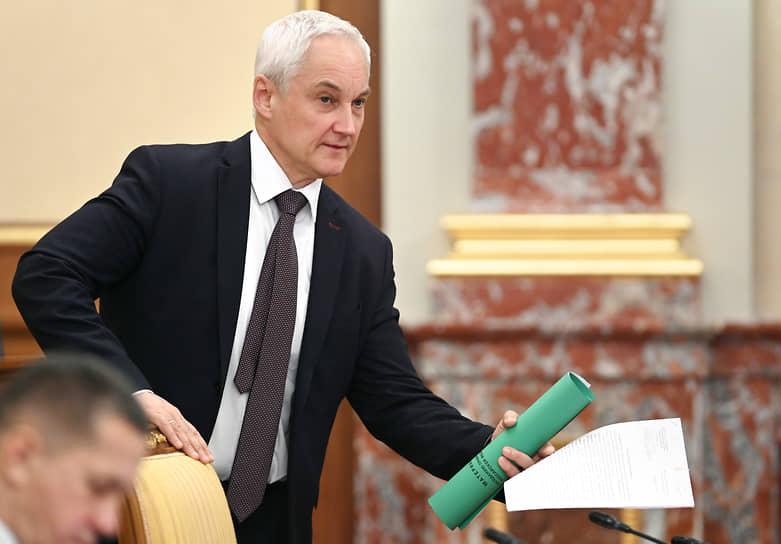 21 января. Андрей Белоусов, с 2013 года работавший помощником Владимира Путина, в новом правительстве занял пост первого заместителя председателя