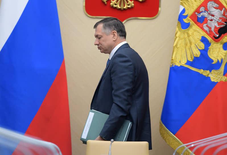 21 января. Марат Хуснуллин перешел в правительство вице-премьером с должности заммэра Москвы по вопросам градостроительной политики и строительства