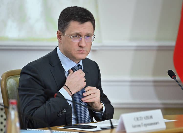 10 ноября. Министр энергетики Александр Новак назначен на пост вице-премьера правительства России