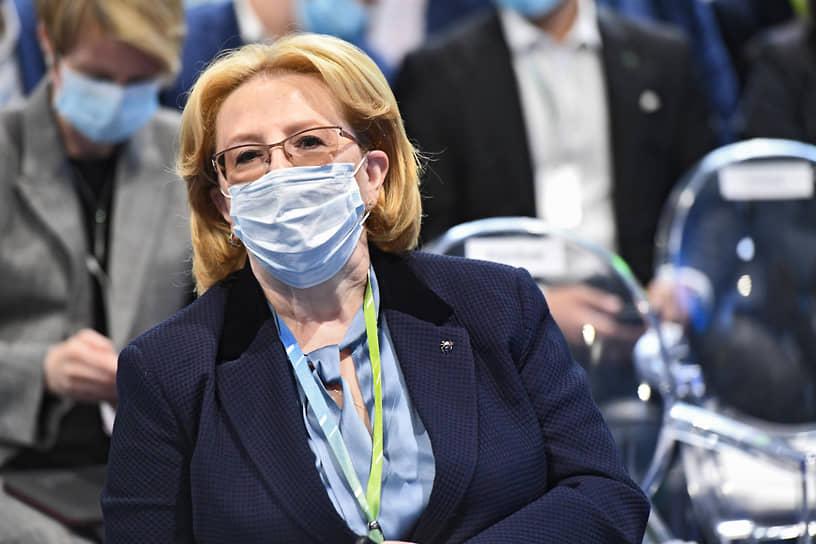 22 января. Бывший министр здравоохранения Вероника Скворцова получила должность руководителя Федерального медико-биологического агентства