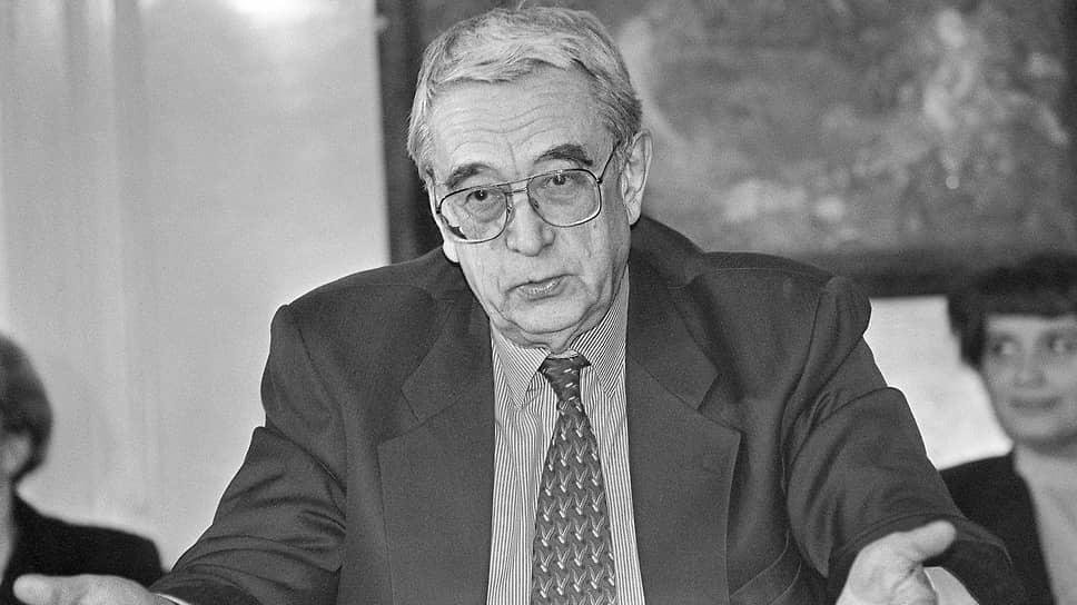 Главный редактор «Общей газеты» Егор Яковлев