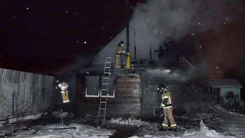 Дома престарелых потребовали особого контроля  / При пожаре в нелегальном частном пансионате для пожилых людей погибли семь человек
