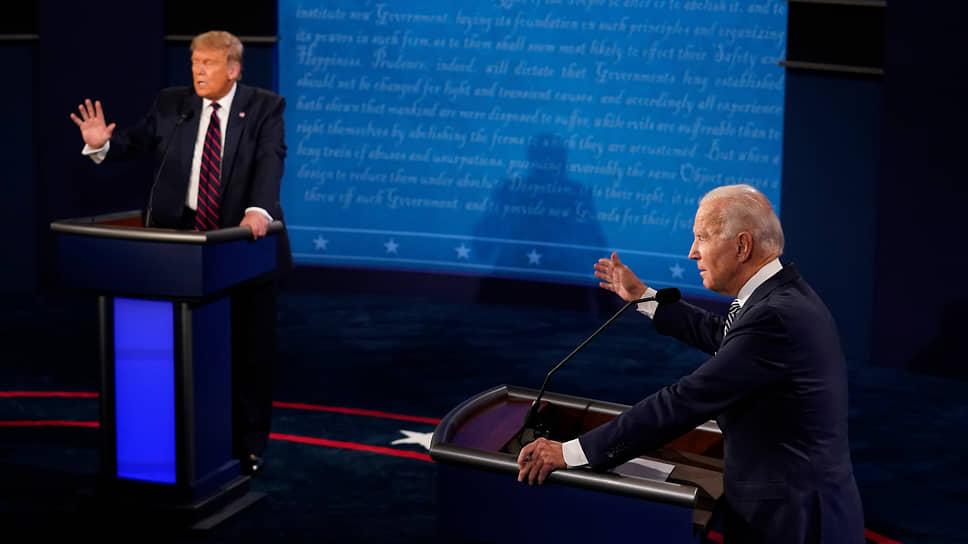 Победившему Дональда Трампа на президентских выборах Джо Байдену придется жить с созданным предшественником консенсусом