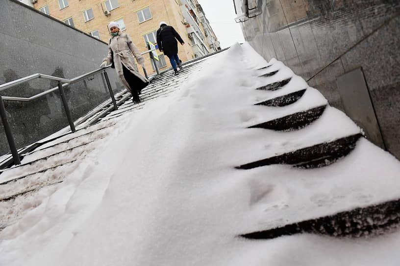 Прошедшая ночь также стала самой морозной с начала зимы. Температура воздуха опустилась до минус 13,4 градуса