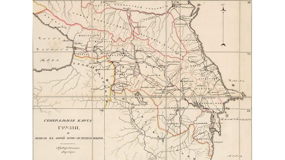 «Территориально, в естественно-историческом отношении, районы эти являются продолжением Грузинской ССР вдоль большого Кавказского хребта»