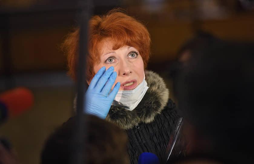 Актриса Оксана Сташенко