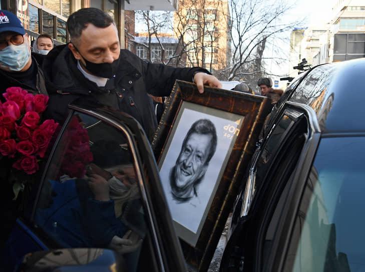 Похоронят Бориса Грачевского на Троекуровском кладбище