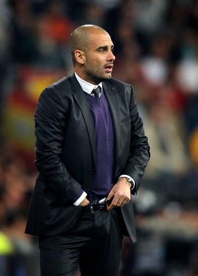 Помимо этого, в дебютном для Гвардиолы сезоне 2008/09 «Барселона» взяла «золотой хет-трик», завоевав все главные трофеи (чемпионат Испании, Кубок Испании и Лигу чемпионов)