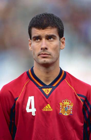 Хосеп Гвардиола родился 18 января 1971 года в городе Санпедор (Испания). В 1983 году был принят в футбольную академию ФК «Барселона», где играл в молодежной команде до 1990 года