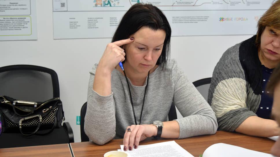 Адвокат бывшего первого вице-мэра Ульяновска Михаила Сычева Ирина Савельева