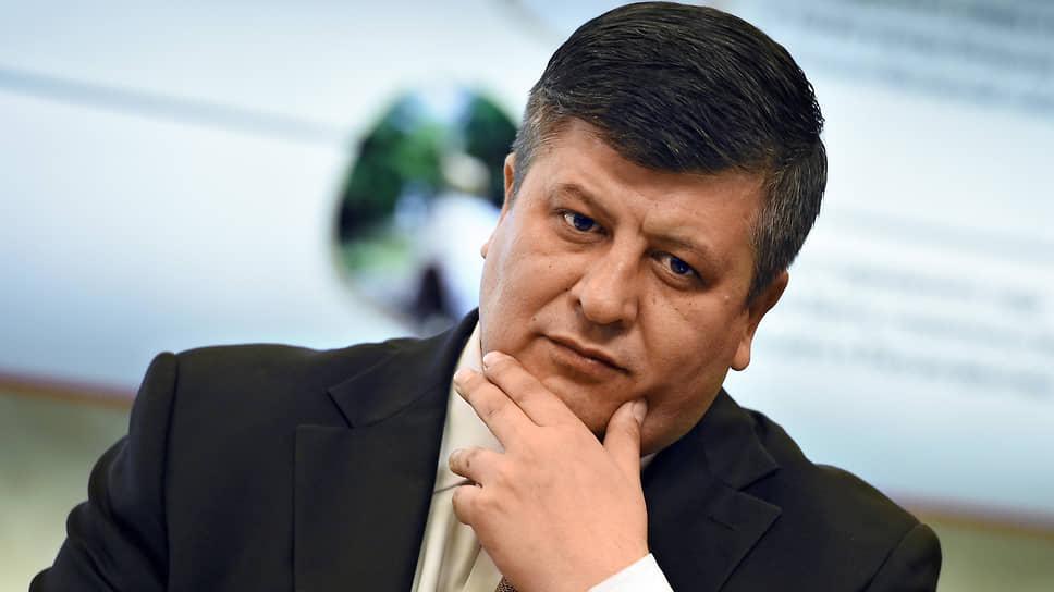 Бывший первый заместитель главы Мордовии Владимир Мазов