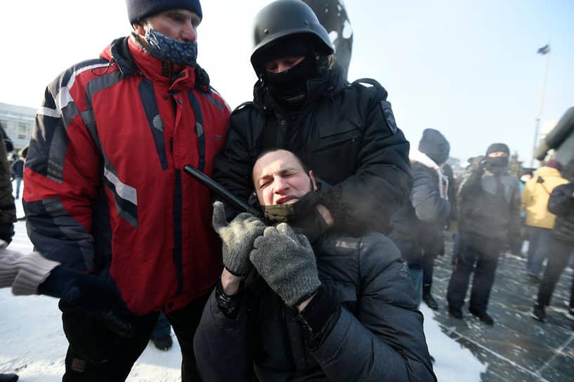 Мероприятие в Новосибирске собрало около 4,5 тыс. человек