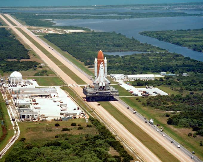 Экспедиция несколько раз откладывалась. Первоначально запуск был запланирован на июль 1985 года, затем его перенесли на ноябрь того же года, позже он был отложен на конец января 1986 года