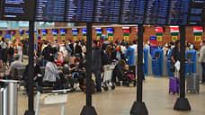 Аэропорты МАУ потеряли половину пассажиров  / Падение пассажиропотока стало рекордным в истории России