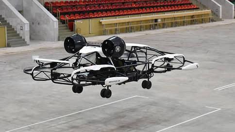 «Летающие машины уже рядом»
