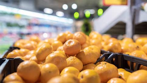 Мандарины в волчьей шкуре // В Грузии обеспокоены поставками фруктов в Россию