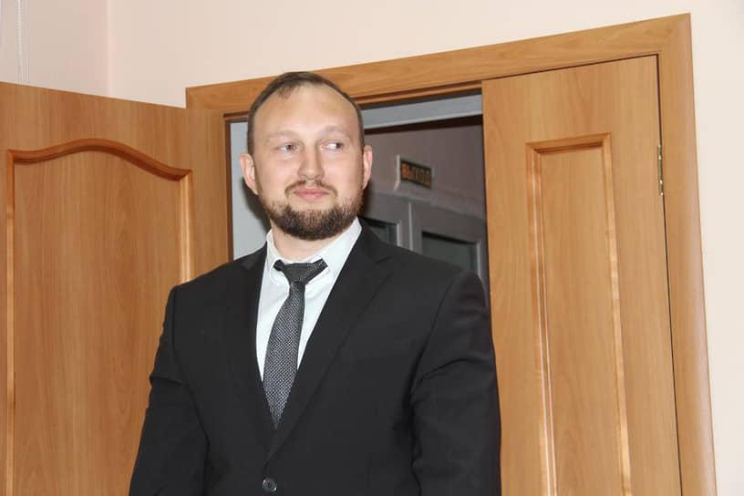Руководитель фракции КПРФ в хабаровской краевой думе Сергей Ильин