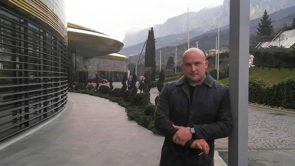 Лишенный мандата депутат горсовета Керчи Константин Ерманов