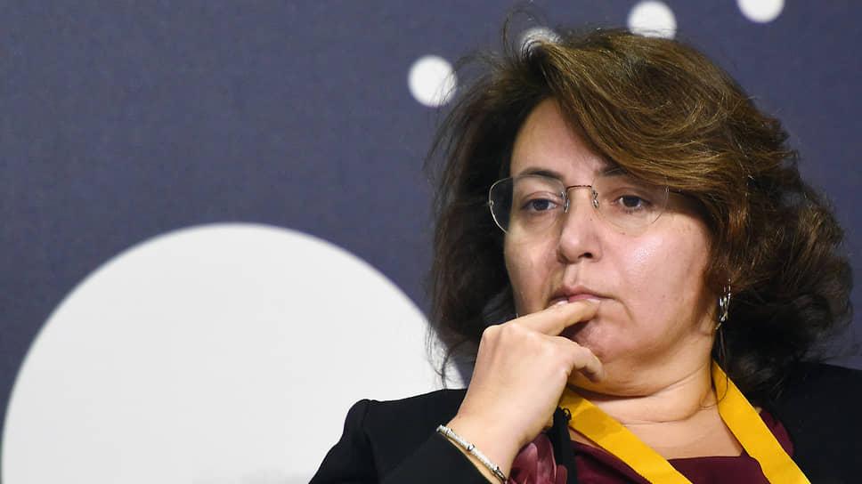 Замгендиректора «Газпром-Медиа» Светлана Баланова