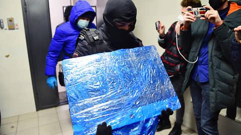 Уголовные дела по итогам протестов, обыски у сторонников Алексея Навального и отмена удаленки в Москве  / Чем запомнилась неделя 25–30 января: цифры, цитаты и факты