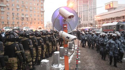 Протестные акции в поддержку Алексея Навального  / Онлайн-трансляция: правозащитники сообщают о более 5 тыс. задержанных