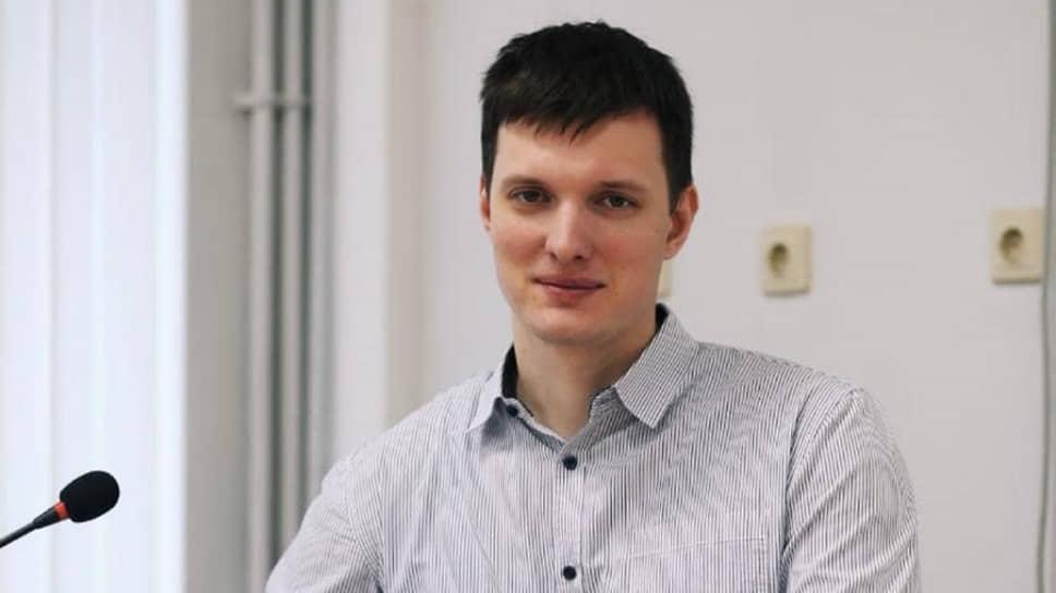 Победитель конкурса «Учитель года» в Ростове Александр Рябчук