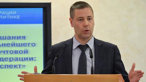 ФАС сократит одного заместителя  / Службу покидает Михаил Евраев