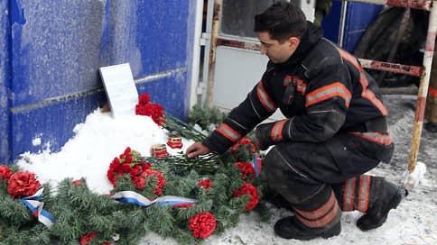 Пожарные погибли по уставу  / Почему красноярские газодымозащитники попали в идеально смертоносные условия