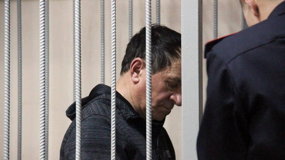 Бывший президент адвокатской палаты Оренбургской области Валерий Бодашко