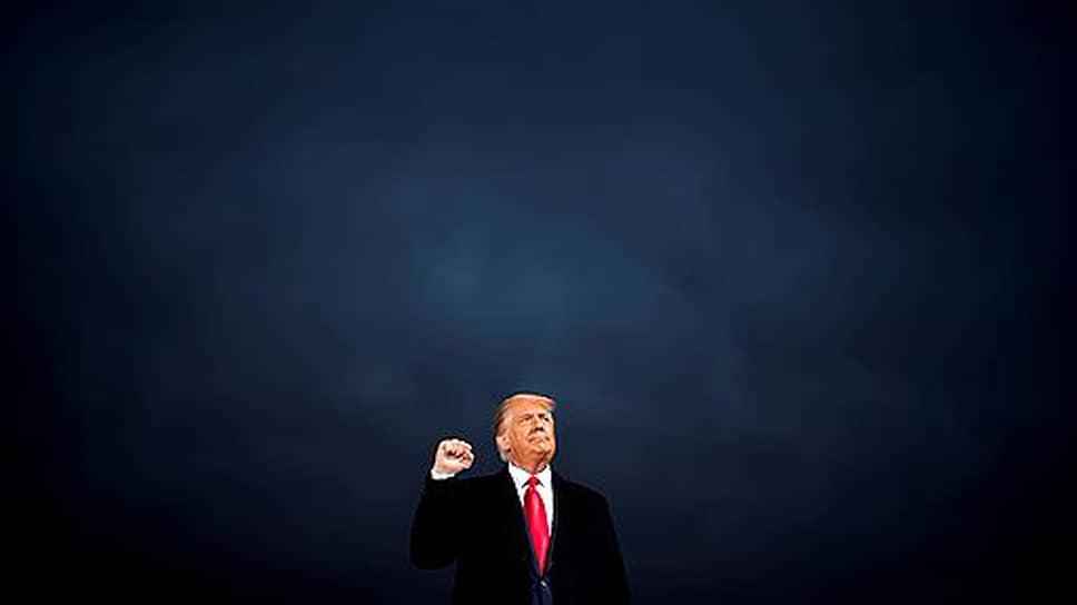 Бывший президент США Дональд Трамп