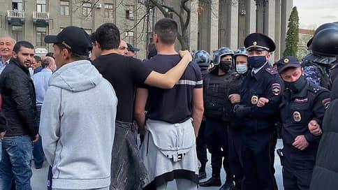 Да, я кинул камень // Начался суд о беспорядках во Владикавказе