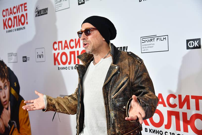 Актер и телеведущий Дмитрий Нагиев на премьере фильма Дмитрия Губарева «Спасите Колю!»