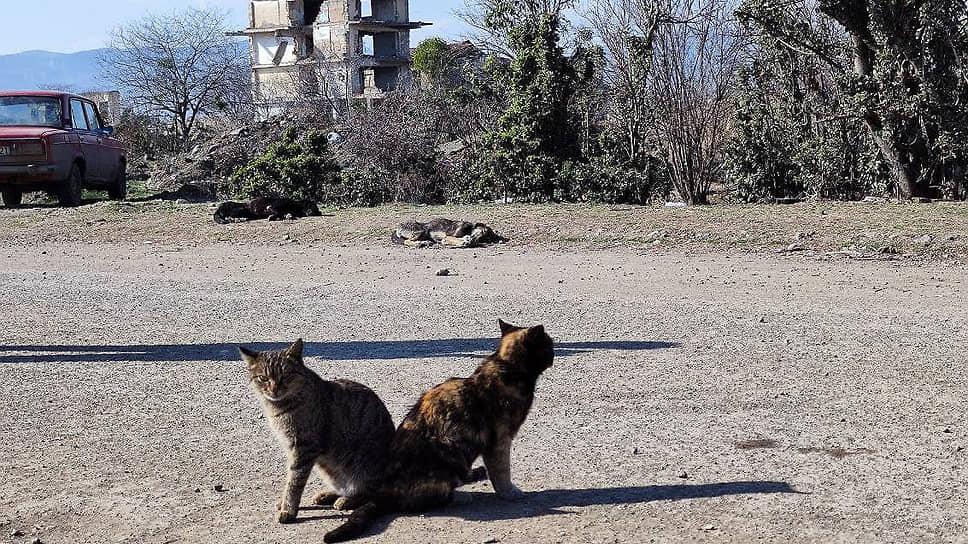 Нагорный Карабах после прекращения военных действий