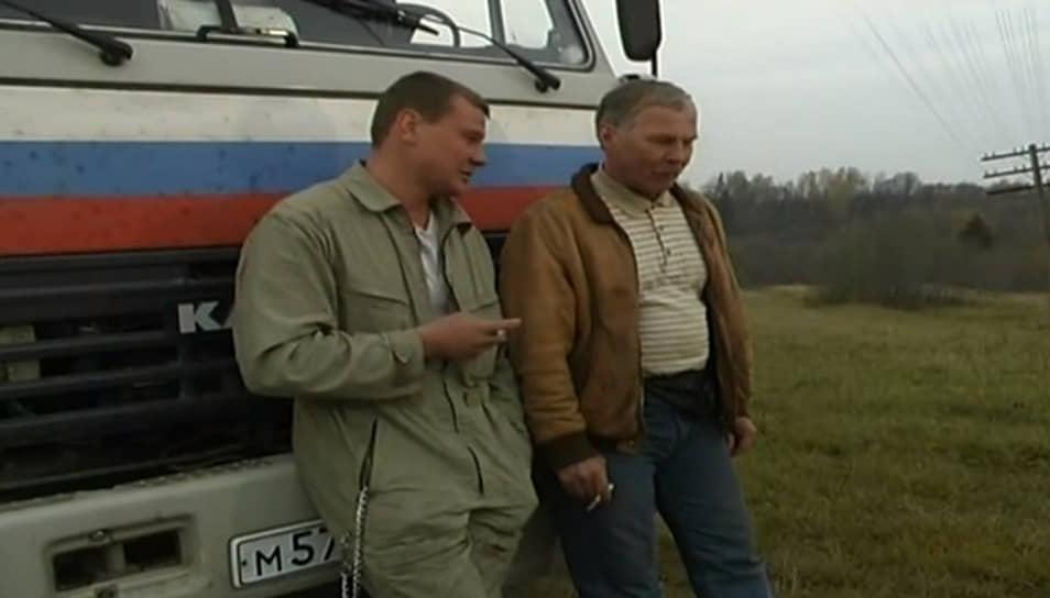 Автомобиль «КамАЗ» стал одним из главных героев популярного сериала «Дальнобойщики»