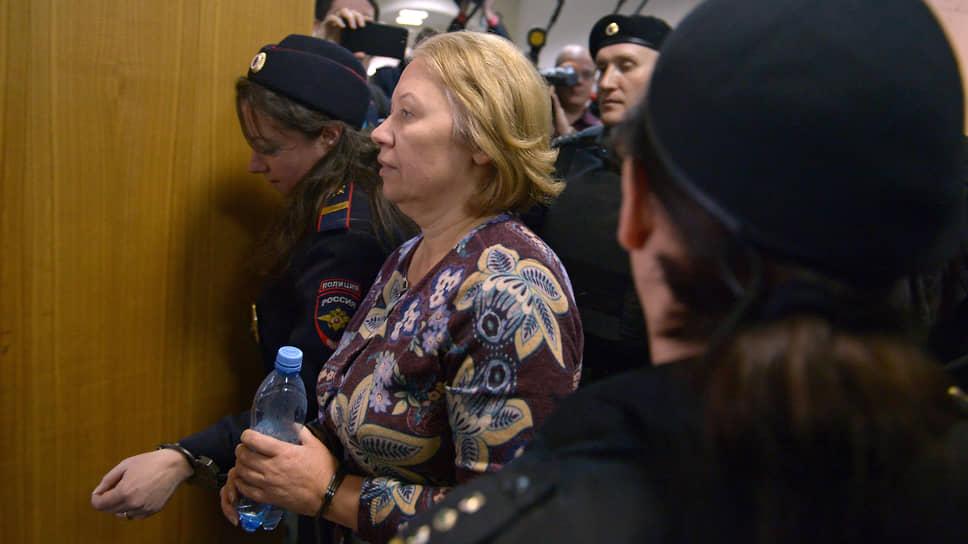 Бывший директор ООО «Телекомпания 12 регион» Наталья Кожанова