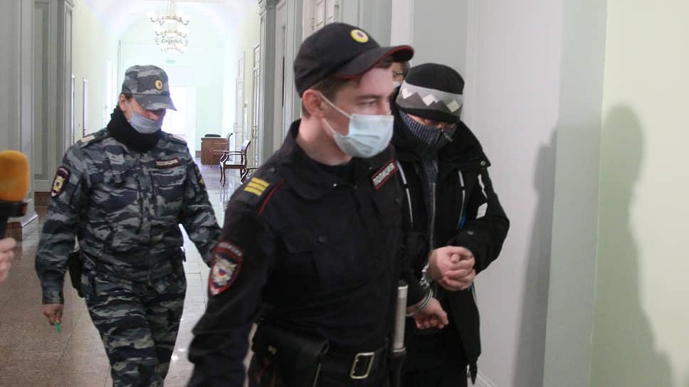 Бывший начальник отдела УЭБиПК нижегородского управления МВД Андрей Кислов