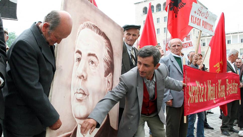 Тирана без памятника тирану