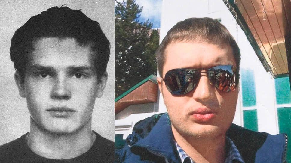 Сотрудники следственного управления ФСБ Алексей Колбов (слева) и Сергей Белоусов