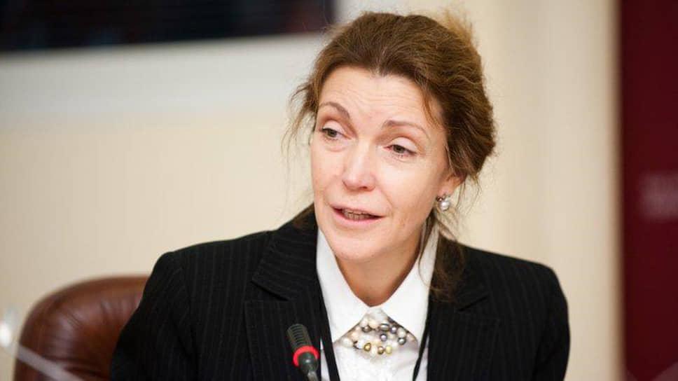 Директор Института права и публичной политики Ольга Сидорович