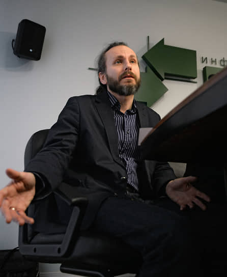 Исполнительный директор Сахаровского центра Сергей Лукашевский