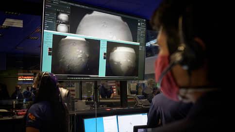 NASA пороется на Марсе // Марсоход Perseverance совершил посадку на планете