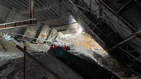 Цех не выдержал реконструкции // На обогатительной фабрике Норникеля произошло обрушение с жертвами