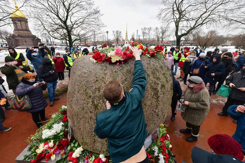 Марш в Санкт-Петербурге не согласовала мэрия из-за коронавируса