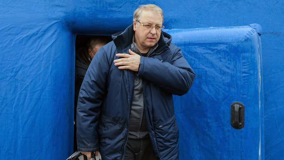 Бывший первый вице-президент — операционный директор «Норникеля» Сергей Дяченко