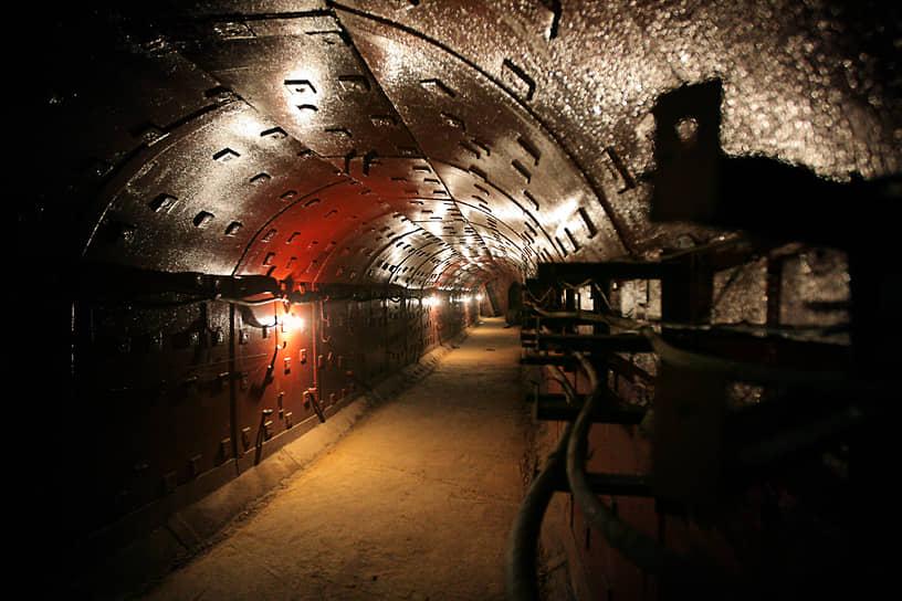Подземный бункер на территории бывшего засекреченного военного объекта СССР — Запасного командного пункта дальней авиации на Таганке в Москве. Сейчас там находится Музей Холодной войны