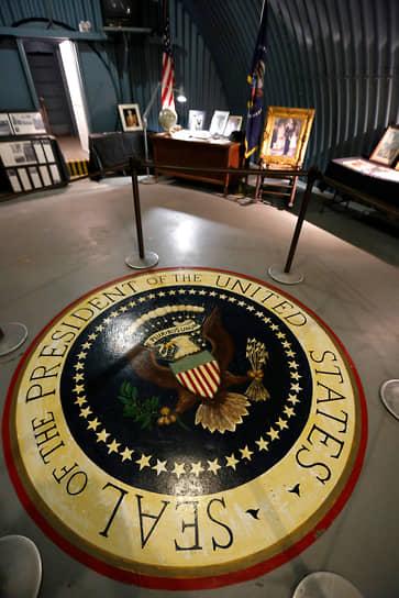 Ядерное убежище 35-го президента США Джона Кеннеди на острове Пинат у побережья Флориды