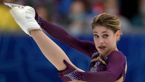 Конькобеженка нацелилась на возвращение  / Алена Косторная хочет возобновить работу с Этери Тутберидзе