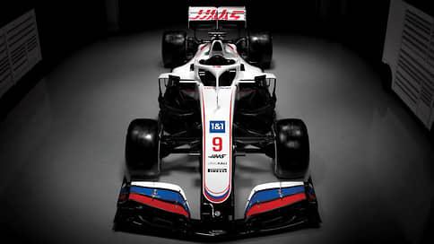 Американцы подняли российский флаг // Ливрея команды Haas повторит цвета российского триколора