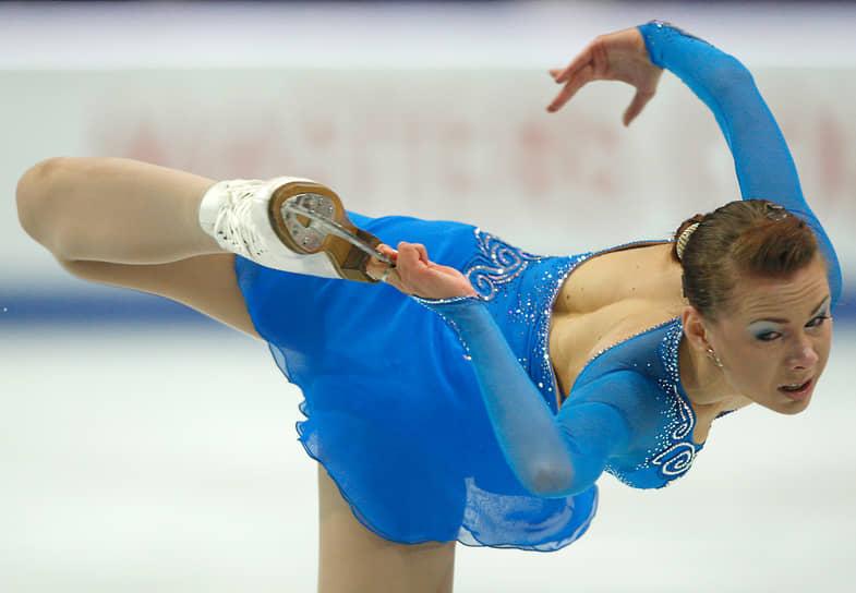 Ксения Доронина, двукратная чемпионка России в женском одиночном фигурном катании (2007 и 2008), также была ученицей Алексея Мишина